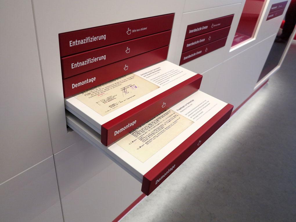 Direktdrucke von Kleinhempel für Morslebener Ausstellung