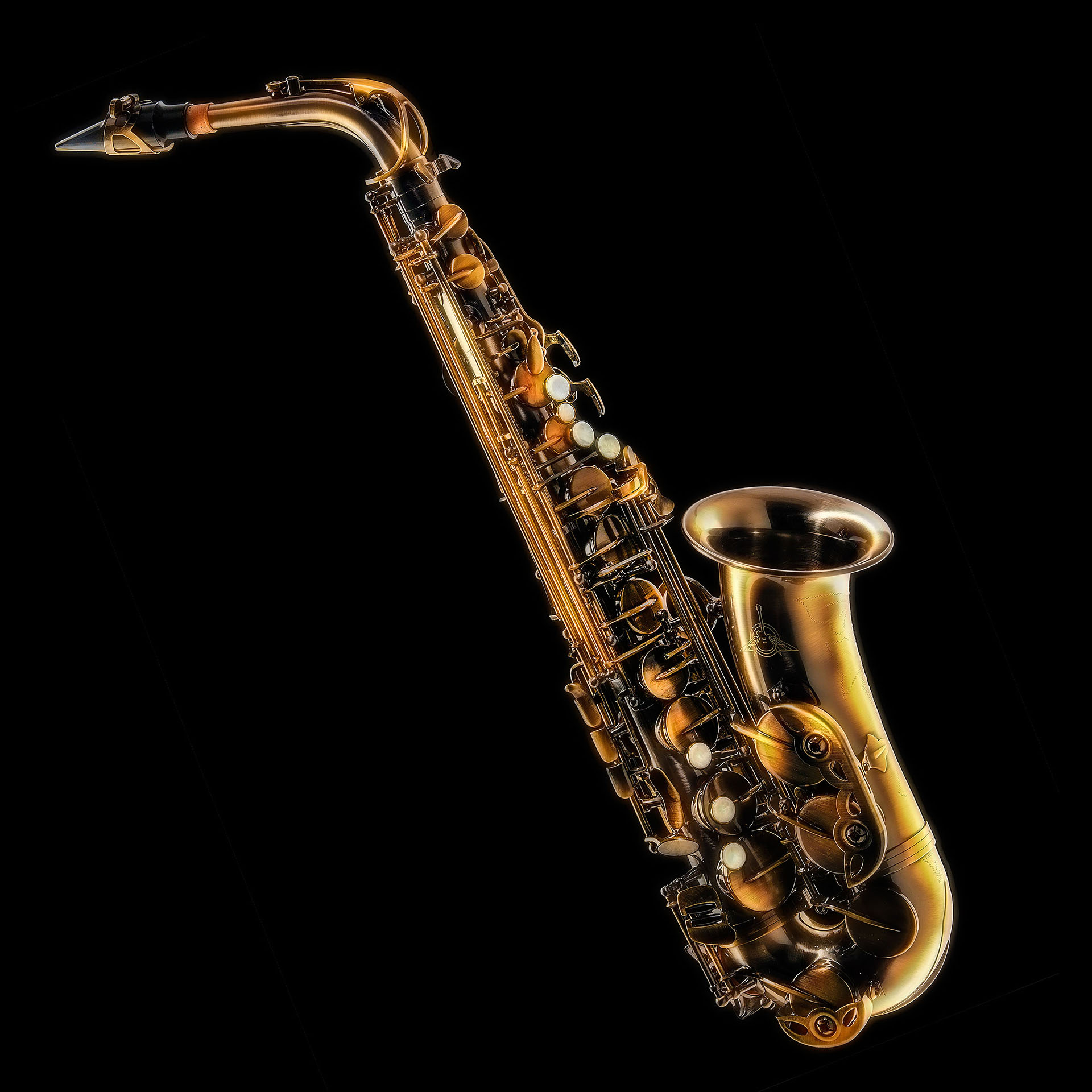Kleinhempel Media Services Produktfoto Saxophon