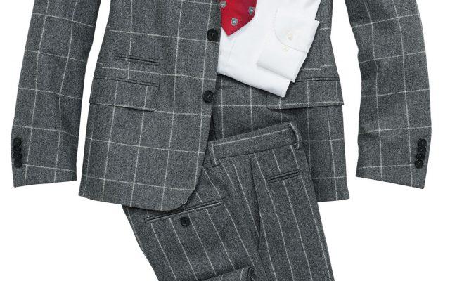Kleinhempel Media Services Produktfoto eines arrangierten Anzugs