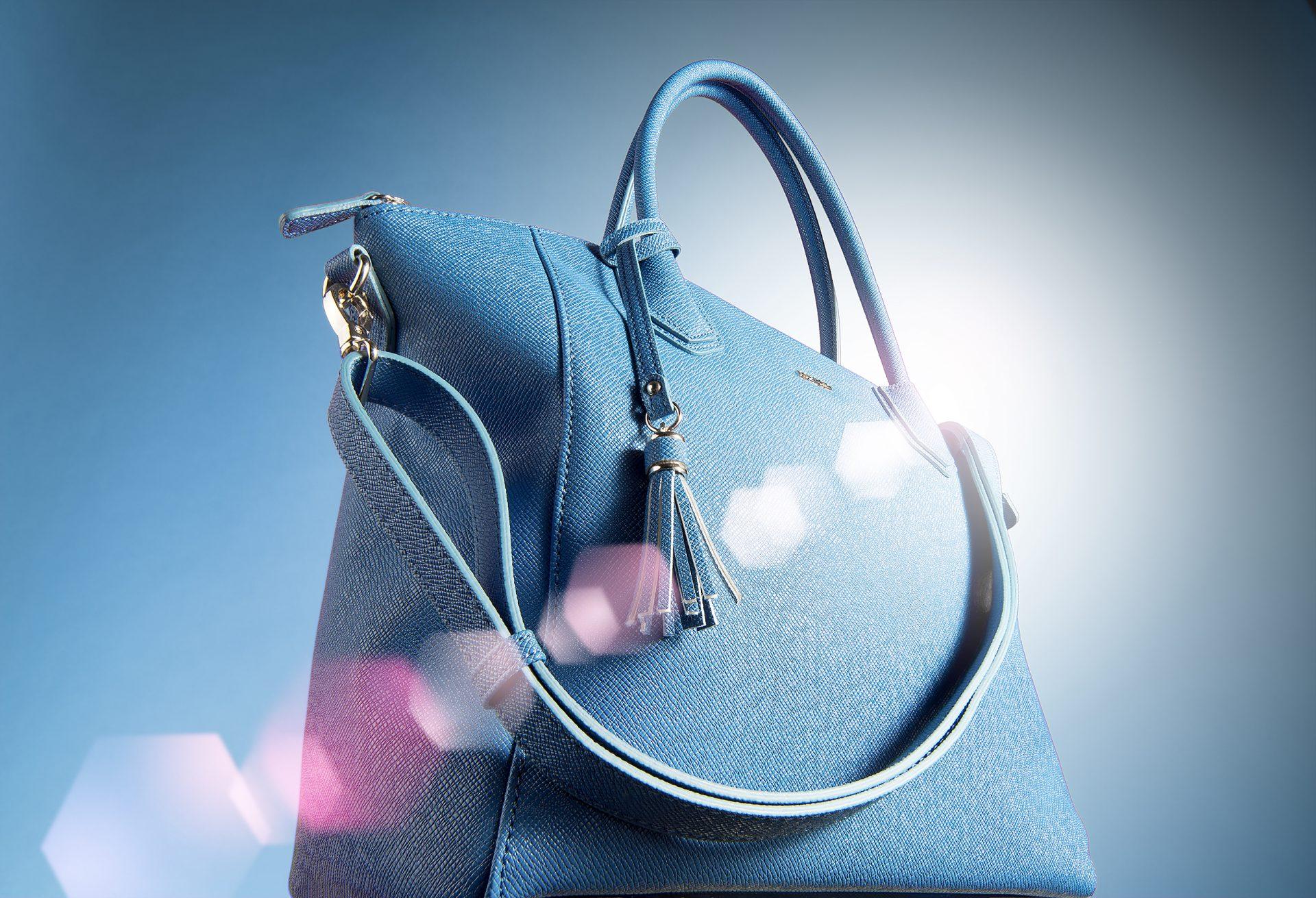 Klaeinhempel Media Services Produktfoto einer Damenhandtasche
