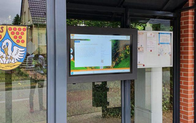 Erster digitaler Dorfplatz Deutschlands in Hohenkirchen